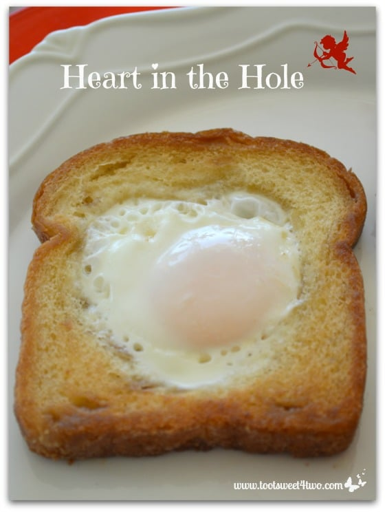 Heart in the Hole close-up