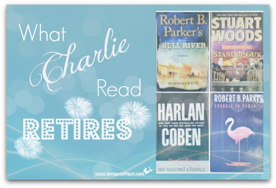 What Charlie Read Retires cover