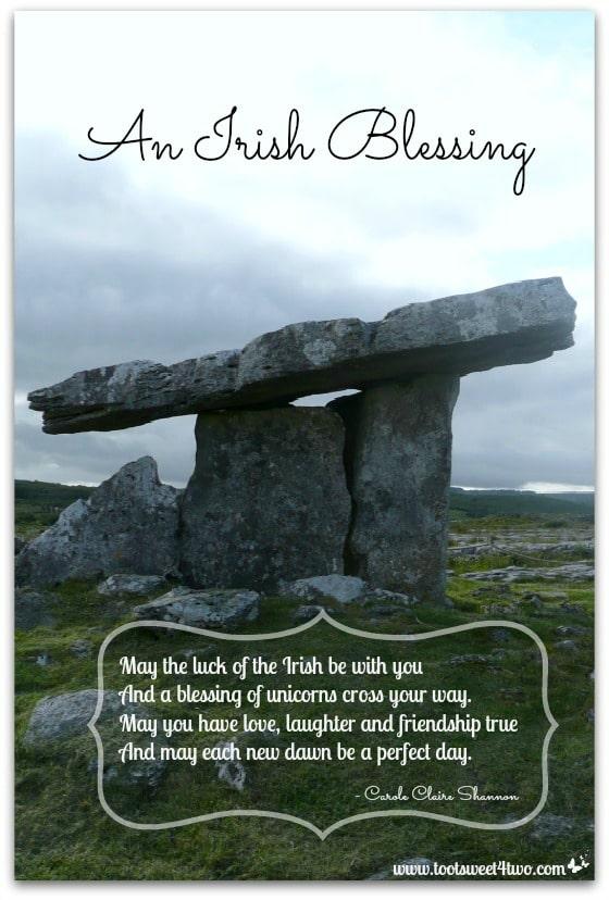 17 irish blessings for st patricks day toot sweet 4 two 17 irish blessings for st patricks day m4hsunfo
