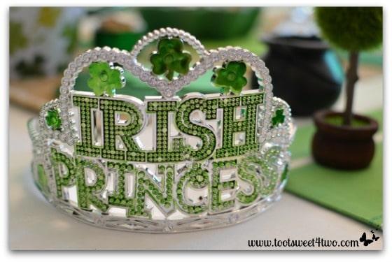 Irish Princess Crown