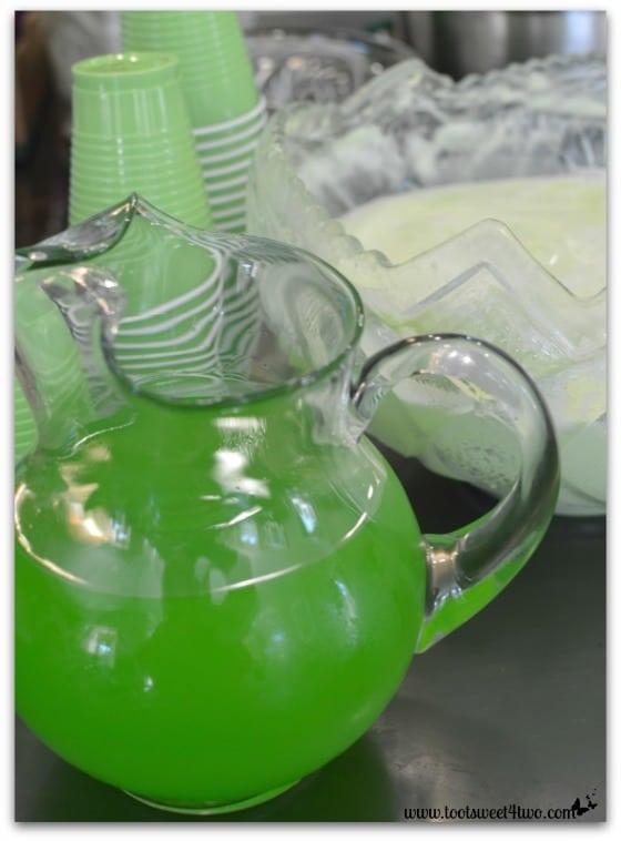 Leprechaun Nectar and Leprechaun Lime Fizz