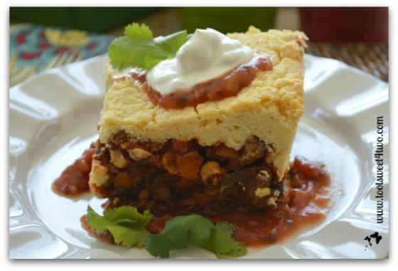 Southwest Tamale Pie cover