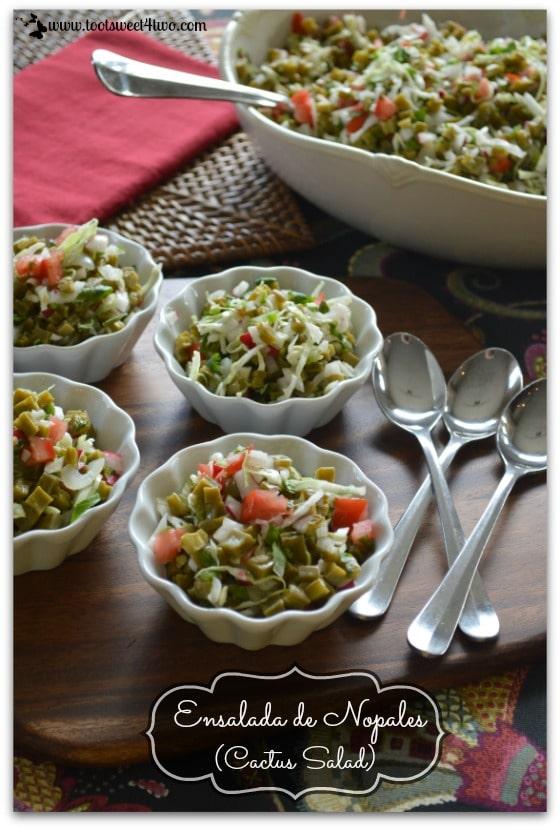 Cactus Salad Pinterest