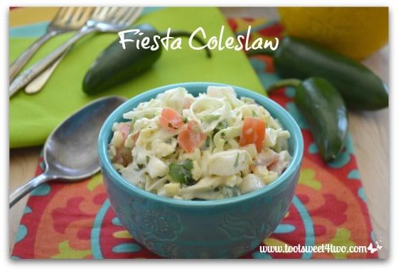 Fiesta Coleslaw cover