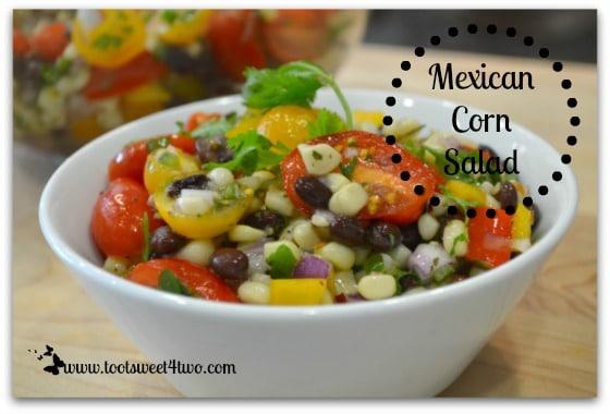 Mexican Corn Salad cover