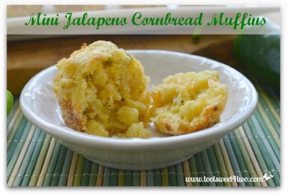 Mini Jalapeno Cornbread Muffins cover