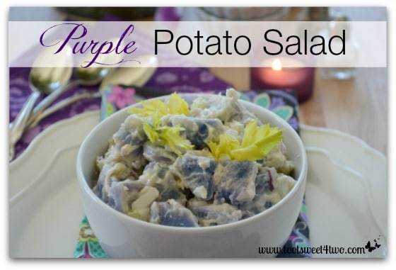 Purple Potato Salad cover