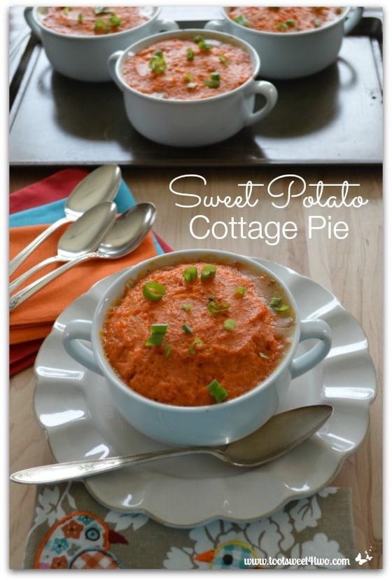 Sweet Potato Cottage Pie Pic 1