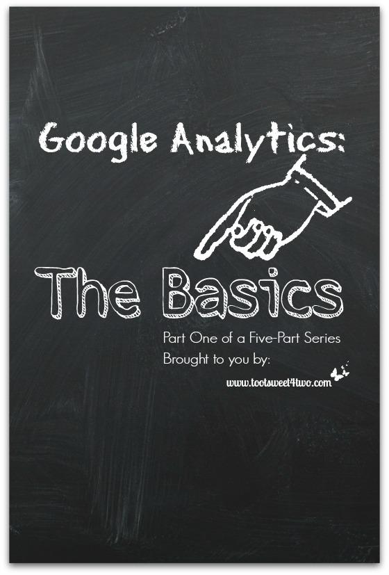 Google Analytics - The Basics cover