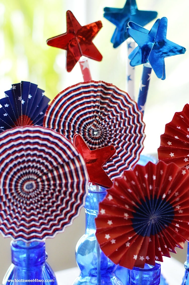 4th of July picks for Firecracker Brownie Pie | www.tootsweet4two.com