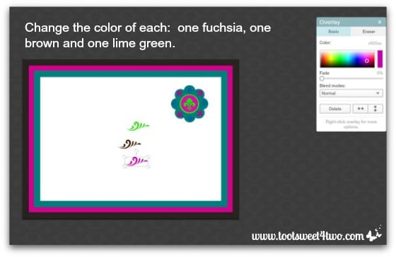 Easy Placecard - Step 31