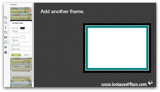 Easy Placecard - Step 4
