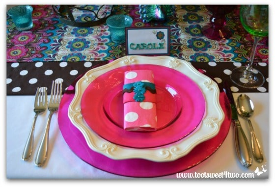 My place - How to Make Napkin Rings for Paper Napkins