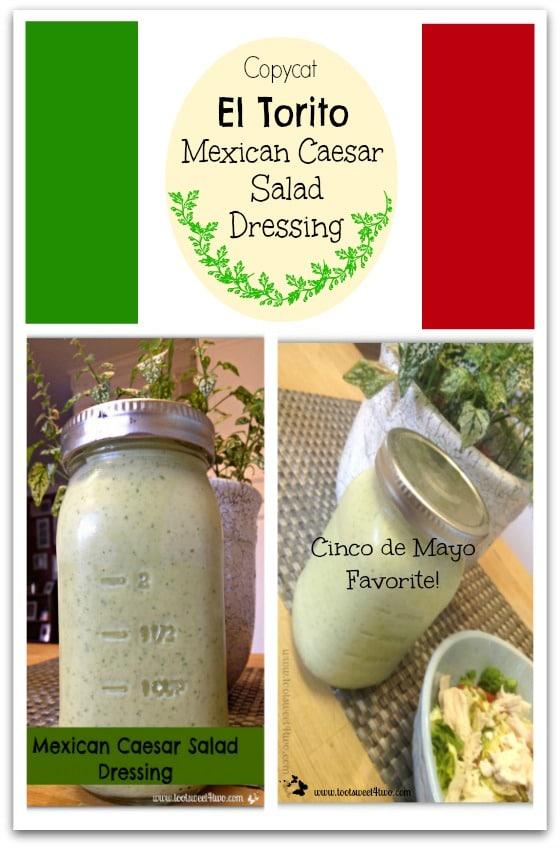 PicMonkey Basics - Collage - Copycat El Torito Mexican Caesar Salad Dressing
