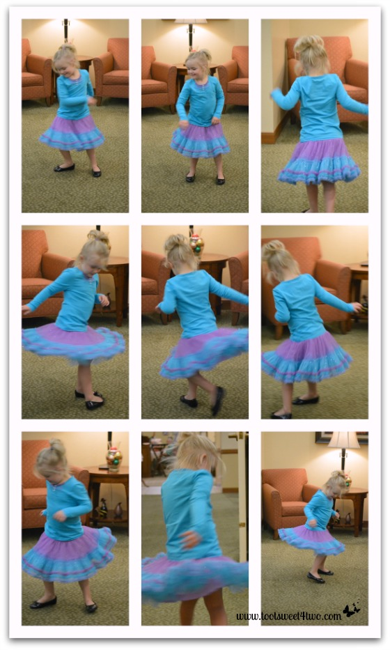 PicMonkey - Collage - Princess Sweetie Pie - dancing queen - Make Your Own Kind of Music