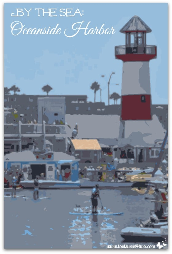 By the Sea - Oceanside Harbor cover