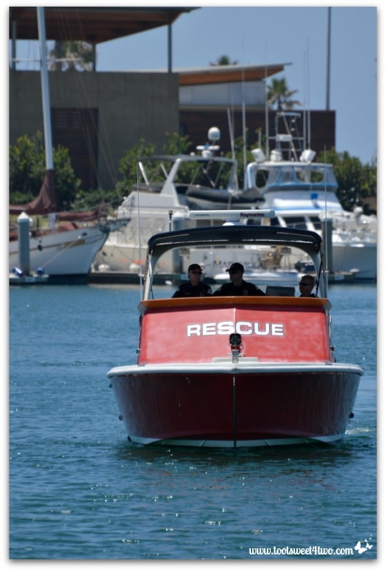Oceanside Harbor Police and Rescue