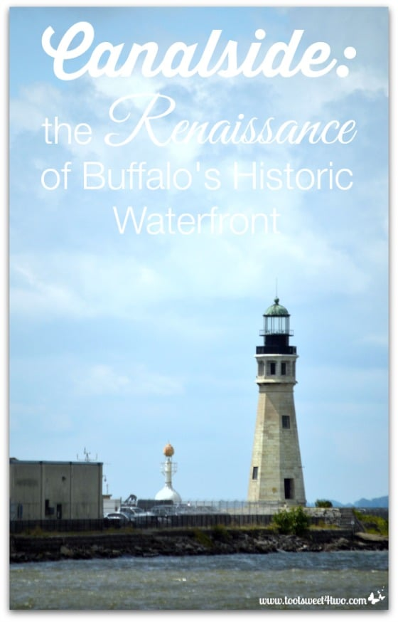 Canalside the Renaissance of Buffalo's Historic Waterfront cover