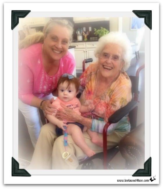 Dawn, Princess Sweet Cheeks, Grammie - 42 Things in Your Baby's Nursery