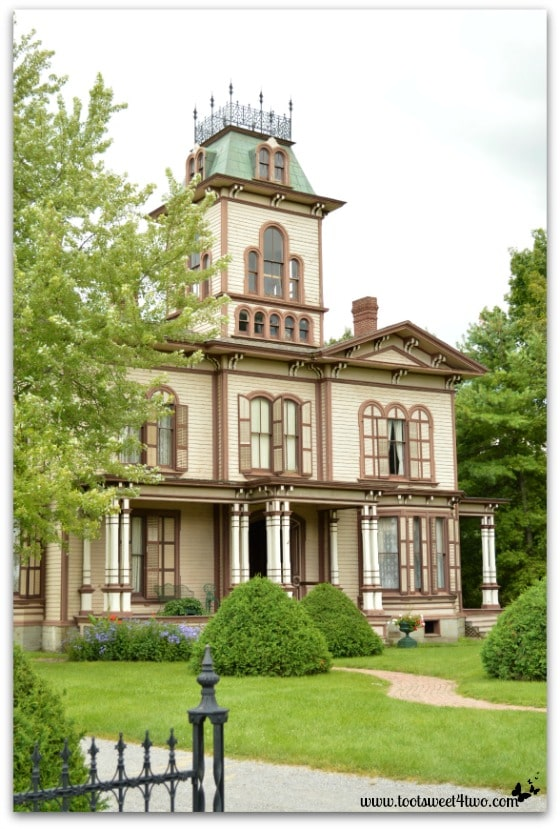 Hamilton House at Genesee Country Village
