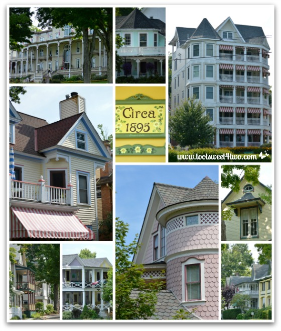 Homes and Buildings at Chautauqua Institution
