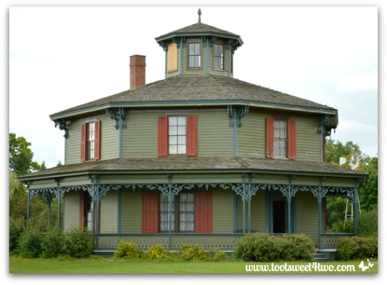 Hyde House at Genesee Country Village