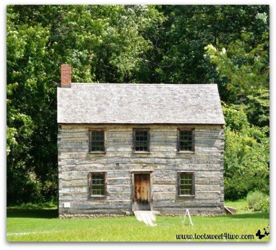 Kieffer House at Genesee Country Village