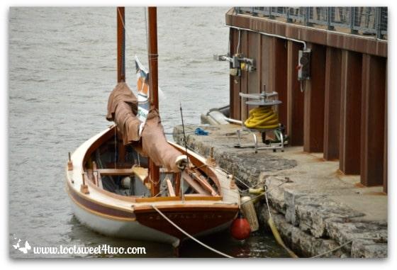 Sailboat at Canalside