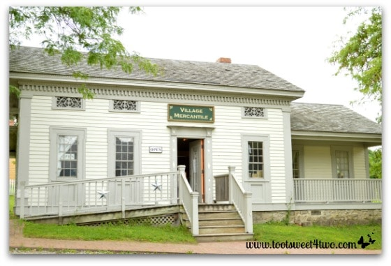 The Village Mercantile at Genesee Country Village