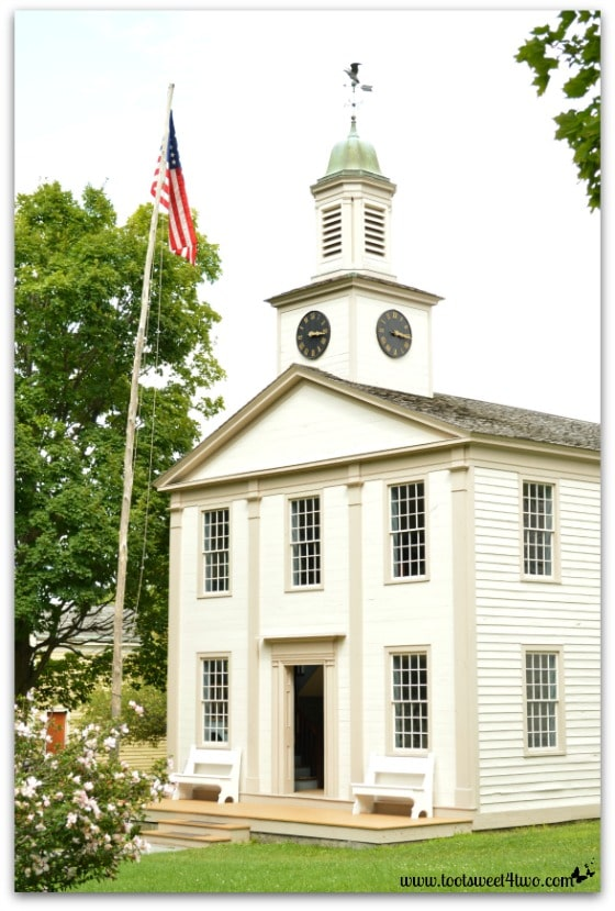 Town Hall at Genesee Country Village