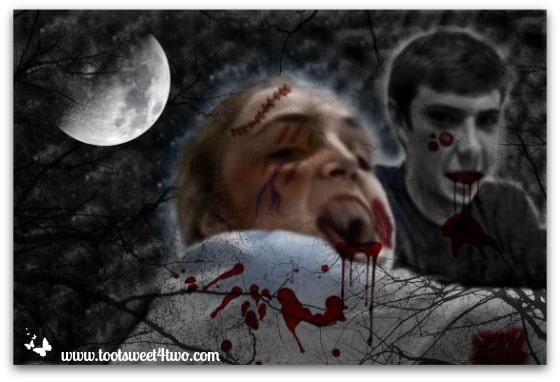 Bizzy and Ryan - Zombie Apocalypse