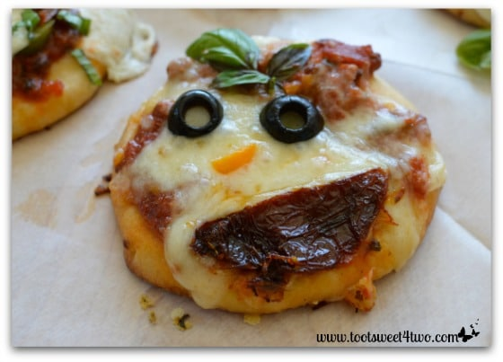 Goblin 1 Baked Pizza - Fright Night Pizzas