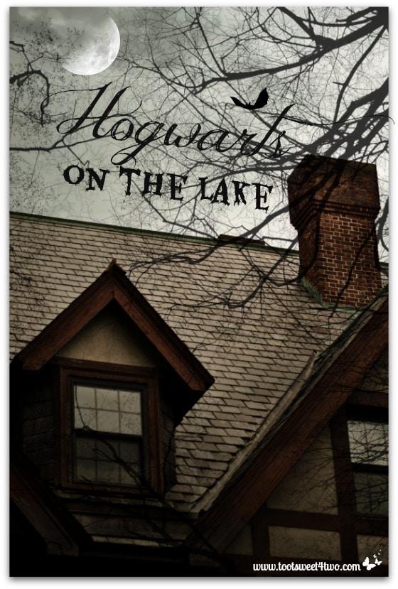 Hogwart's on the Lake cover