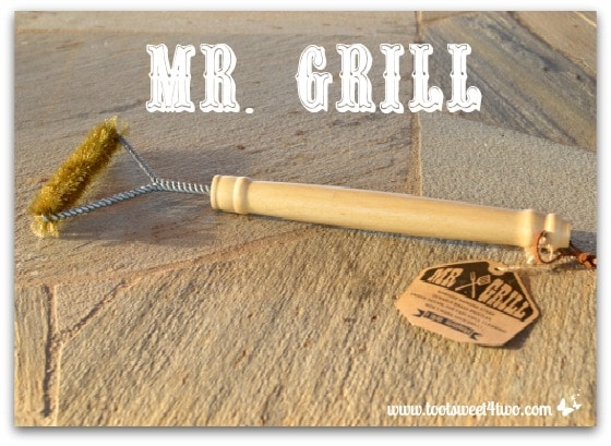 Mr. Grill cover