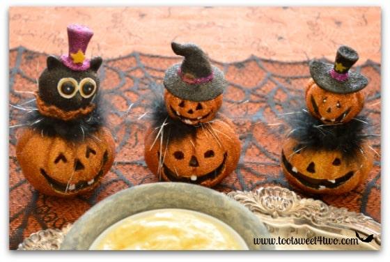 Pic 6 Pumpkin decorations