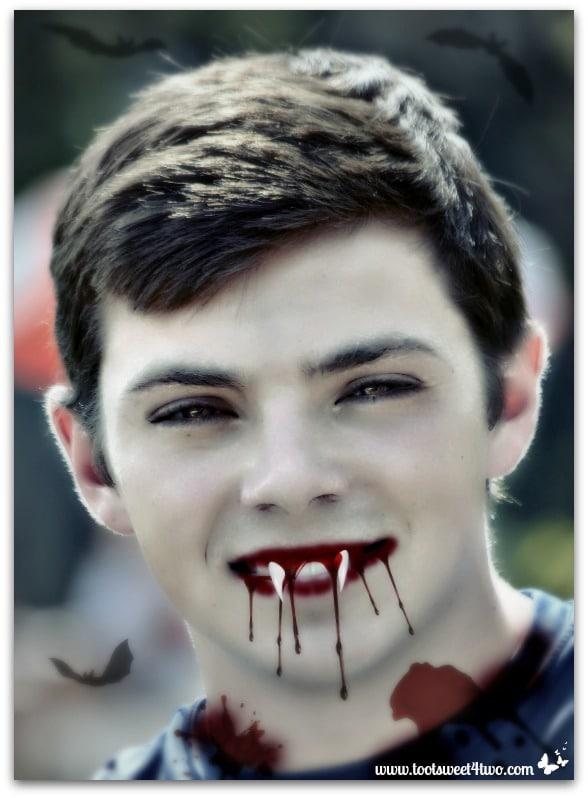 Ryan Vampire - Zombie Apocalypse