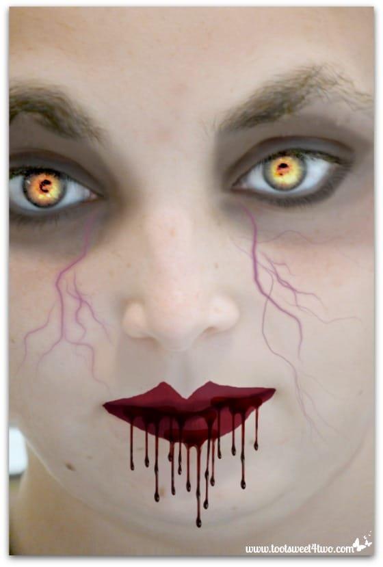 Vampire Bizzy - Zombie Apocalypse