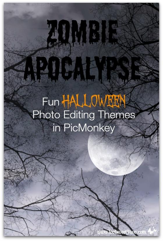 Zombie Apocalypse cover 2
