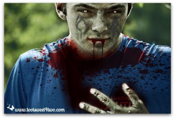 Zombie Ryan - Zombie Apocalypse