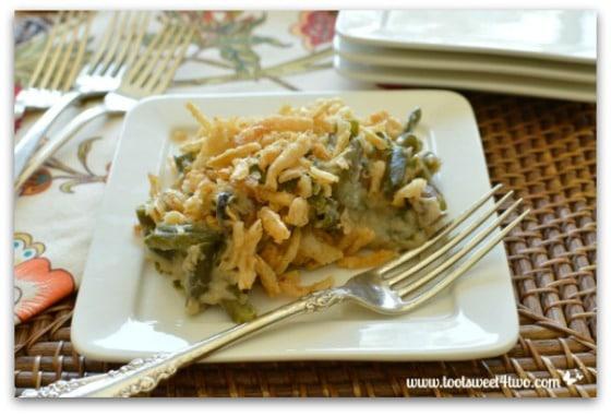 Green Bean and Mushroom Casserole Pic 3