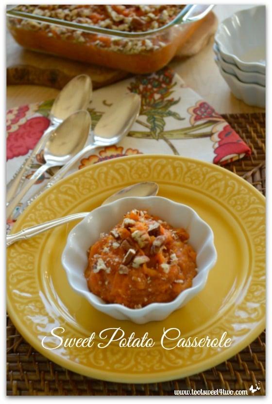 Sweet Potato Casserole Pic 1
