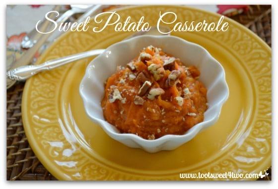 Sweet Potato Casserole Pic 2