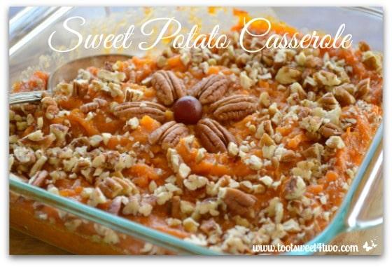 Sweet Potato Casserole Pic 3