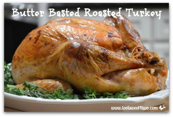 Butter Basted Roasted Turkey Pic 2