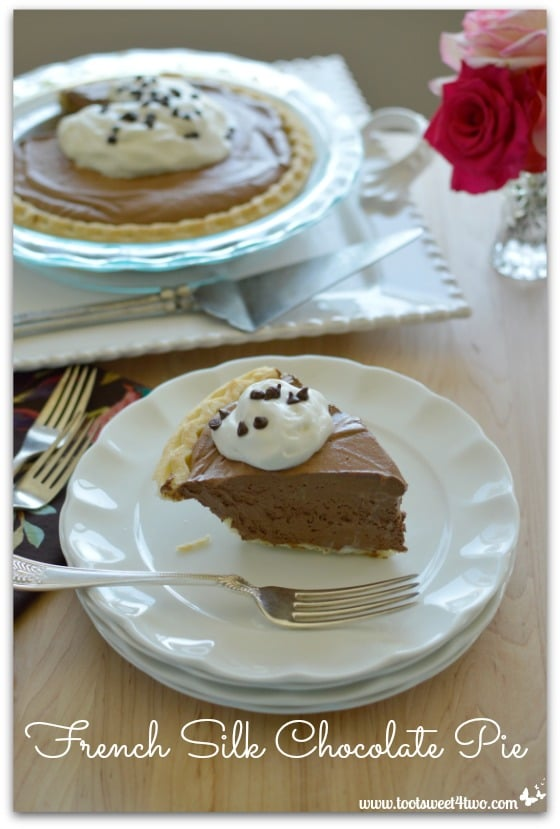 French Silk Chocolate Pie Pic 1