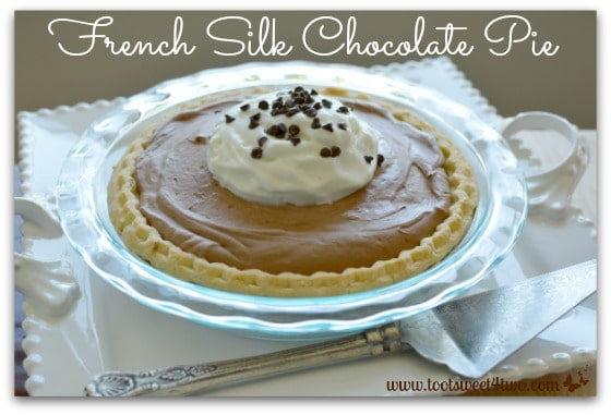 French Silk Chocolate Pie Pic 2
