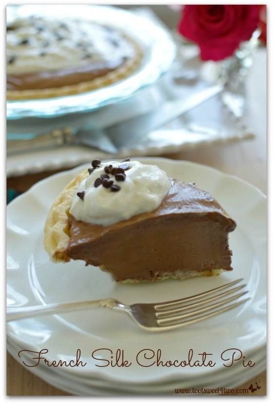 French Silk Chocolate Pie Pic 4