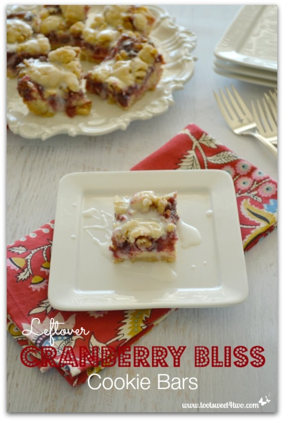 Leftover Cranberry Bliss Cookie Bars Pic 1
