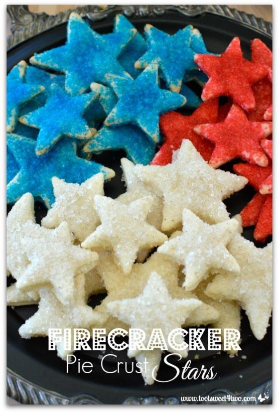 Pic 15 Firecracker Pie Crust Stars