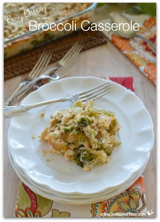 Pic 16 Easy Cheesy Broccoli Casserole